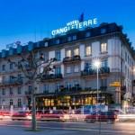 Hotel d'Angleterre, Genf