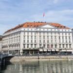 Four Seasons Hotel des Bergues – Genf