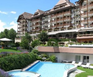 Grand Hotel Park – Gstaad