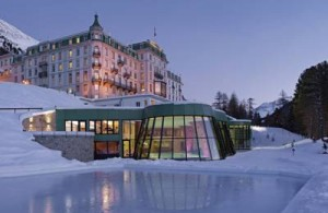 Grand Hotel Kronenhof – Pontresina