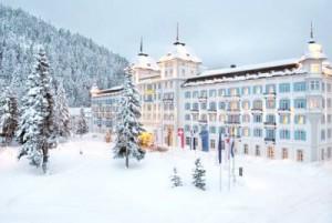 Grand Hotel Des Bains – St. Moritz