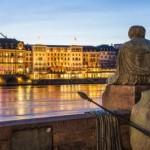 Grand Hotel Les Trois Rois – Basel