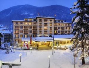 Grand Hotel Zermatterhof, Schweiz