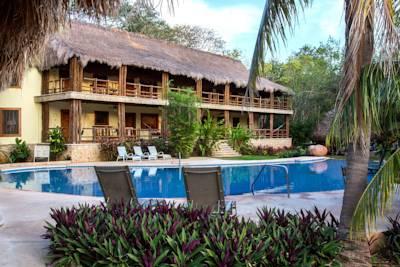 The lodge at uxmal mexico die besten 1000 hotels der welt for Designhotel ostdeutschland