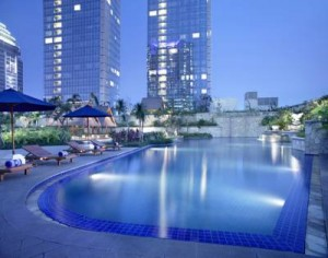 Ritz-Carlton Hotel Jakarta Pacific Place