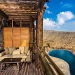 Alila Jabal Akhdar Hotel, Oman