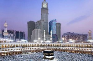 raffles mekkah plazah
