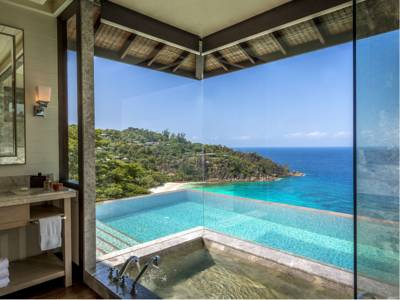 Four seasons seychellen