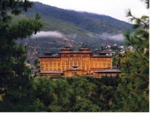 taj bhutan