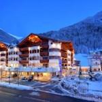 Reise entlang der besten Skigebiete Tirols