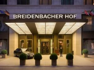 Breidenbacher Hof, Düsseldorf