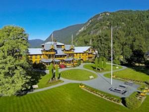 Dalen Hotel, Norwegen