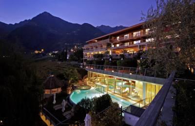 Hotel Erika – Dorf Tirol bei Meran
