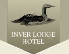 Inver Lodge, Lochinver