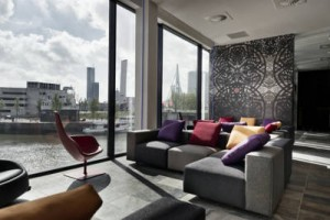 Mainport Design Hotel, Rotterdam