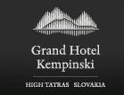 Grand Hotel Kempinski High Tatra, Slowakei
