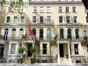 Knightsbridge Hotel – London