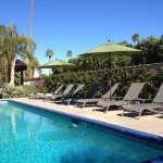 La Maison Hotel, Palm Springs, USA