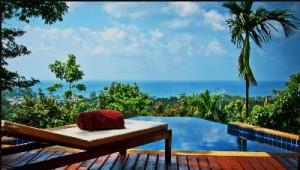 luxury villas koh tao