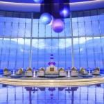 Jumeirah at Etihad Towers Hotel, Abu Dhabi
