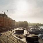 Reise entlang Skandinaviens Hauptstädte