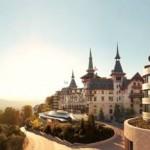 Entlang der schönsten Ecken und Hotels der Schweiz